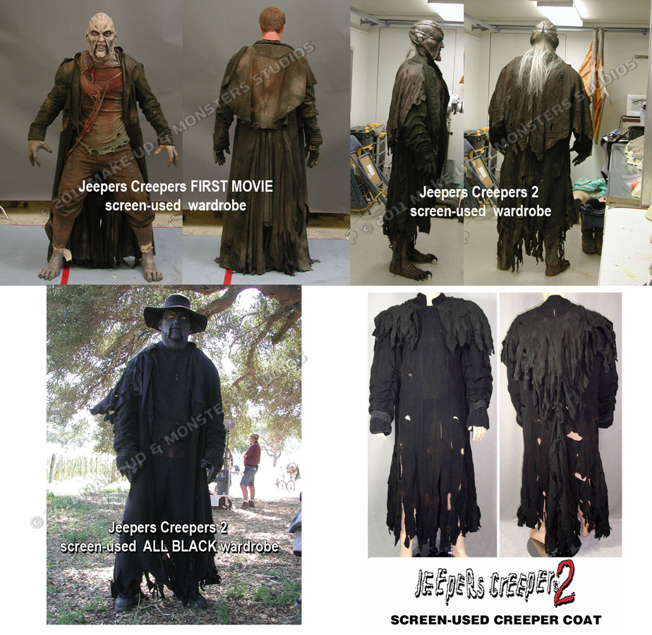 Jeepers Creepers Halloween wardrobe tips: The Creeper