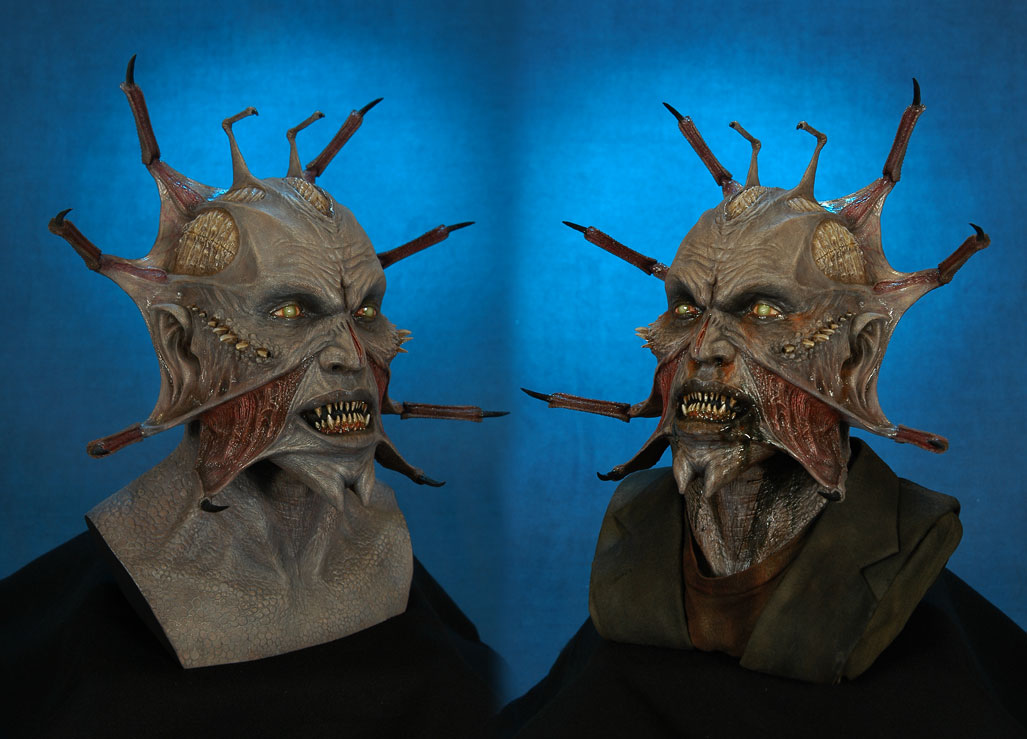 Jeepers Creepers Halloween Masks